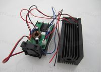 NEW 2000mw 2w 445nm 450nm blue Stage Light RGB Repair parts Laser Module Diode High Power Laser/Compact Design/TT L repair