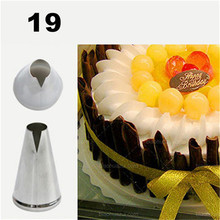 VOGVIGO #19 Cake Decorating Tools Big High Quality Icing Piping Cream Nozzles Tips Bakeware Pastry Tips Cupcake Baking Pastry vogvigo 19 cake decorating tools big high quality icing piping cream nozzles tips bakeware pastry tips cupcake baking pastry
