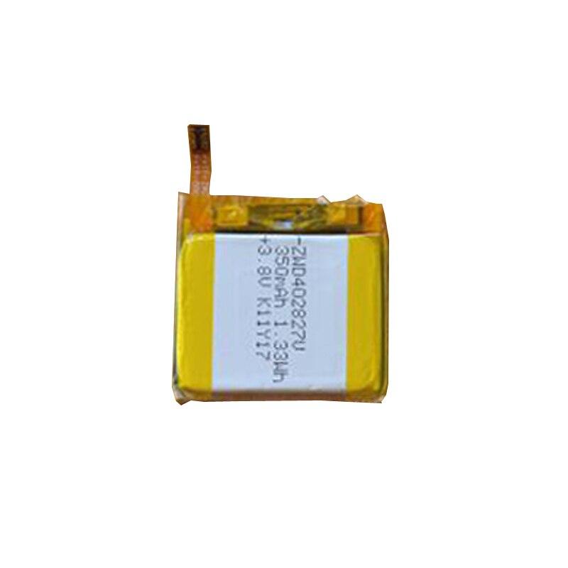 350 mah batterie pour KW88 KW99 montre batterie350 mah batterie pour KW88 KW99 montre batterie
