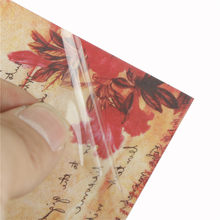 Happy Planner/Card Making/Journaling Project Vintage Vellum Self-adhesive Stickers for Scrapbooking 10pcs(China)
