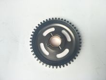 Деталь двигателя мотоцикла дисковая шестерня и пусковая передача