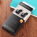 Lastest x1t mini deporte auricular bluetooth csr v4.2 verdadero auriculares inalámbricos bluetooth auriculares manos libres para el iphone samsung xiaomi