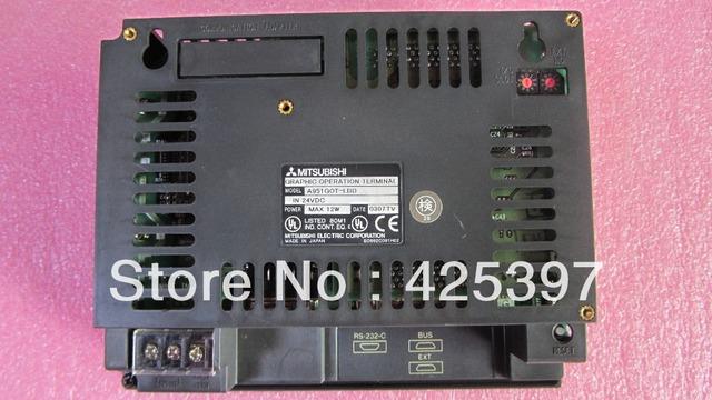A951GOT-LBD A segunda mão e original HMI com boa qualidade 100% testado ok garantia 120 dias