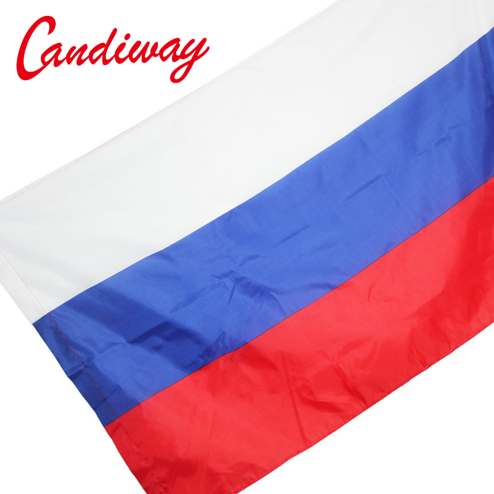10pcs lot national flag country flag stick flags flag of the united - Russia Flags Hanging Big Russian National Flag For Festival The World Cup Banner Home Decoration Flag