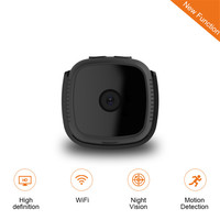 C9 hot new products full featured smart home wireless wifi small camera wearable portable camera