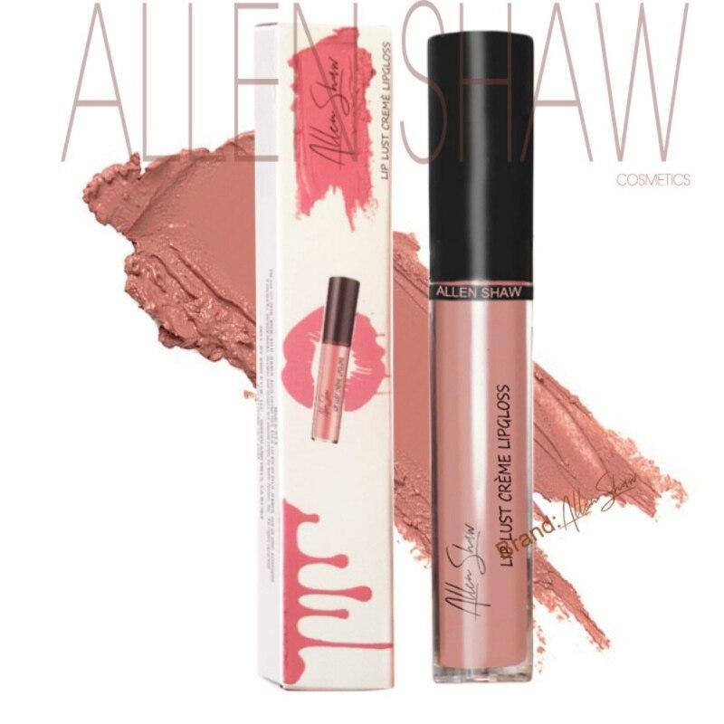 1PC Makeup Long Lasting Lipstick Deep Moisturizing Cream Texture Lip Gloss Soft Matte Lip Cream 12 Color in Lip Gloss from Beauty Health