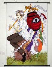 Home Decor Wall poster Scroll Natsume Yuujinchou Nyanko Sensei Anime Cosplay