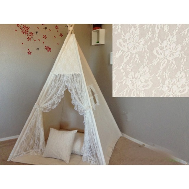 Fessyc@new design teepee tent kids play house teepee tent  sc 1 st  AliExpress.com & Fessyc@new design teepee tent kids play house teepee tent -in Toy ...