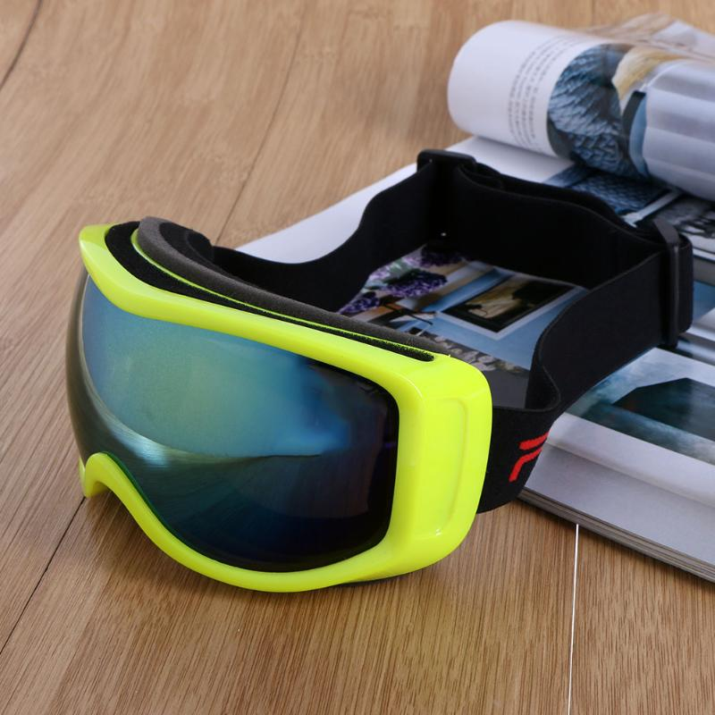 New ski goggles double UV400 anti-fog big skiing and and Mountaineering mask glasses skiing men women snow snowboard goggles
