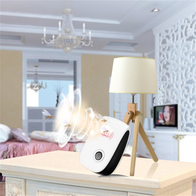 Ultrasonic Anti Mosquito Insect Repeller 1
