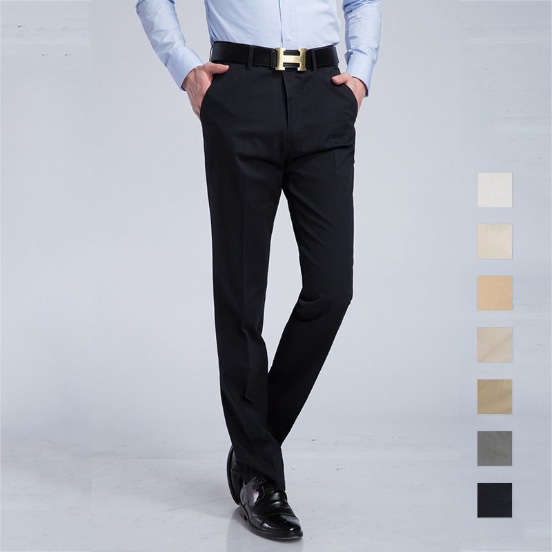 Online Get Cheap Men Dress Pants Slim Fit -Aliexpress.com ...