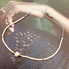 Simple Pearl Bracelets Women MIYUKI  Delica Beads Seed Crystal Handmade Bracelet Pink Weave Lucky Jewelry Gift 2019 Hot Sale