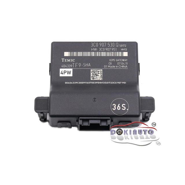 CANBUS GATEWAY 3C0907530Q MFD RNS510 RCD330 RCD510 USE FIT FOR PASSAT B6 3C(MENL)