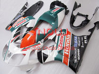 Colorful for VTR 1000 00 06 VTR1000 RVT RC51 SP1 SP2 00 01 02 03 04 05 06 2000 2001 2002 2003 2004 05 06 Fairing