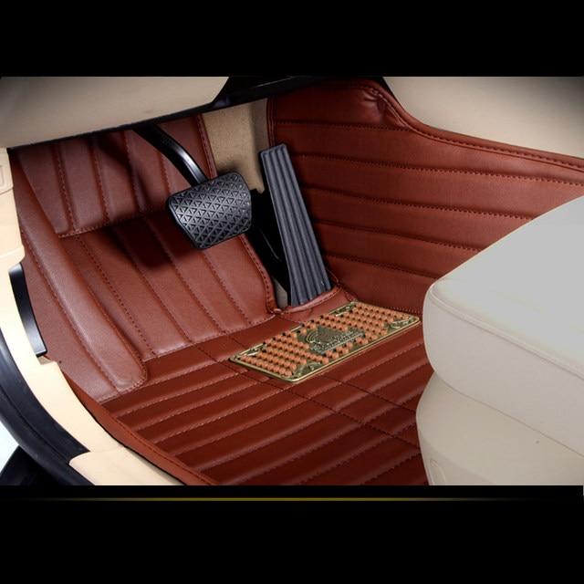 Online Shop Autodecorun Cars Floor Mats For Mg3 Mg5 Mg7 Mg6 Mg Gt