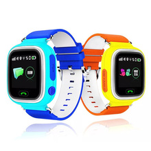 Kids GPS Watch Smart Baby for Children Q90 Smartwatch Child Clock with WIFI Location SOS Call Tracker Device PK Q528 Q100