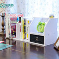 Thick with smoke Simple creative office desktop desk shelf bookcase small lockers Specials