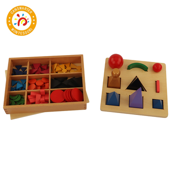 Montessori Language Material Solid Grammar Symbol Kids Toy Early Development Tool Wooden Toy For Toddlers