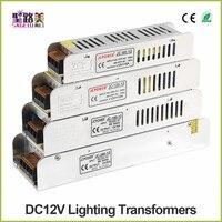 Free Shipping LED Power Supply DC12V 60W 120W 180W 200W 240W 360W 400W LED Driver Power