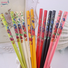 Hair jewelry Ethnic flower hair clips Coiled hairwear Hair sticks headbands women lady chopsticks hairpin accessories 1 pair