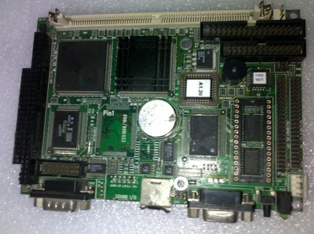 3.5-inch single-board computer motherboard PCM-4825 Rev.A1 to send memory3.5-inch single-board computer motherboard PCM-4825 Rev.A1 to send memory