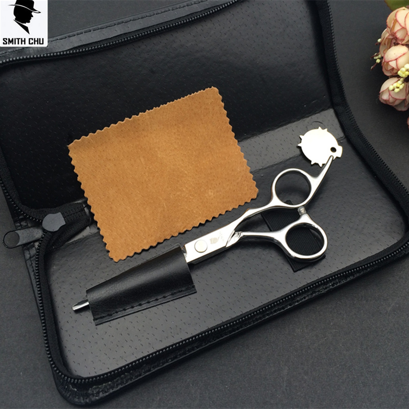 Smith chu 6.0 Professional hairdressing gunting, hair Cutting SCISSORS, right-handed, gunting tukang gunting