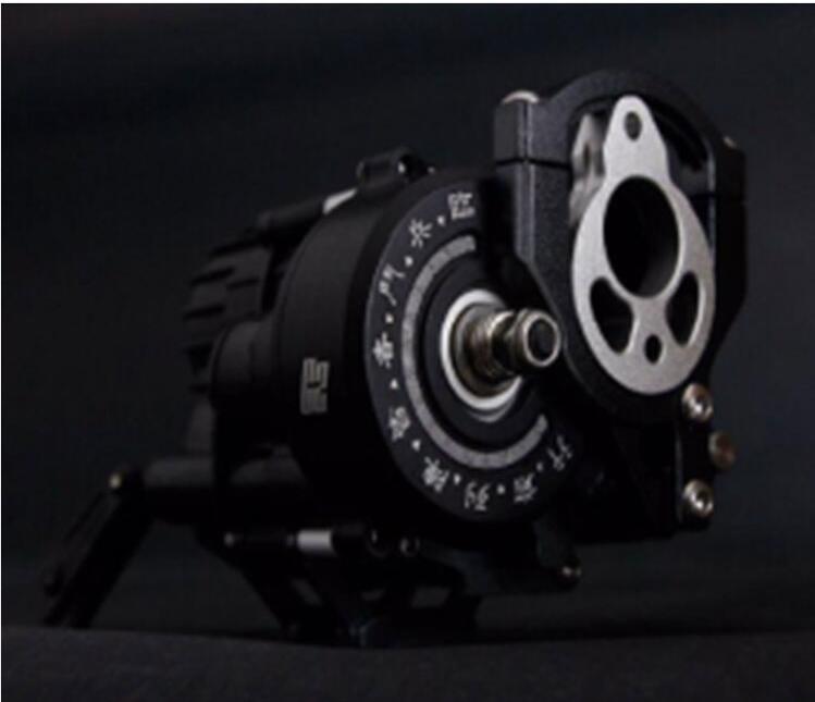 Transmisson Gear Box Cover Case C2 For Capo ace1 Rock crawler 1 10