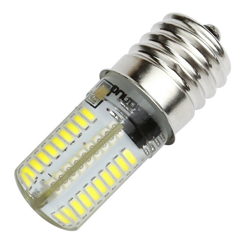 Microwave Oven Light Bulb: New E17 LED Bulb Microwave Oven Light Dimmable AC 220V 240V 4 Watt 8W lamp  3014SMD 64leds 152leds Appliance Compatible Bulbs-in LED Bulbs & Tubes from  ...,Lighting