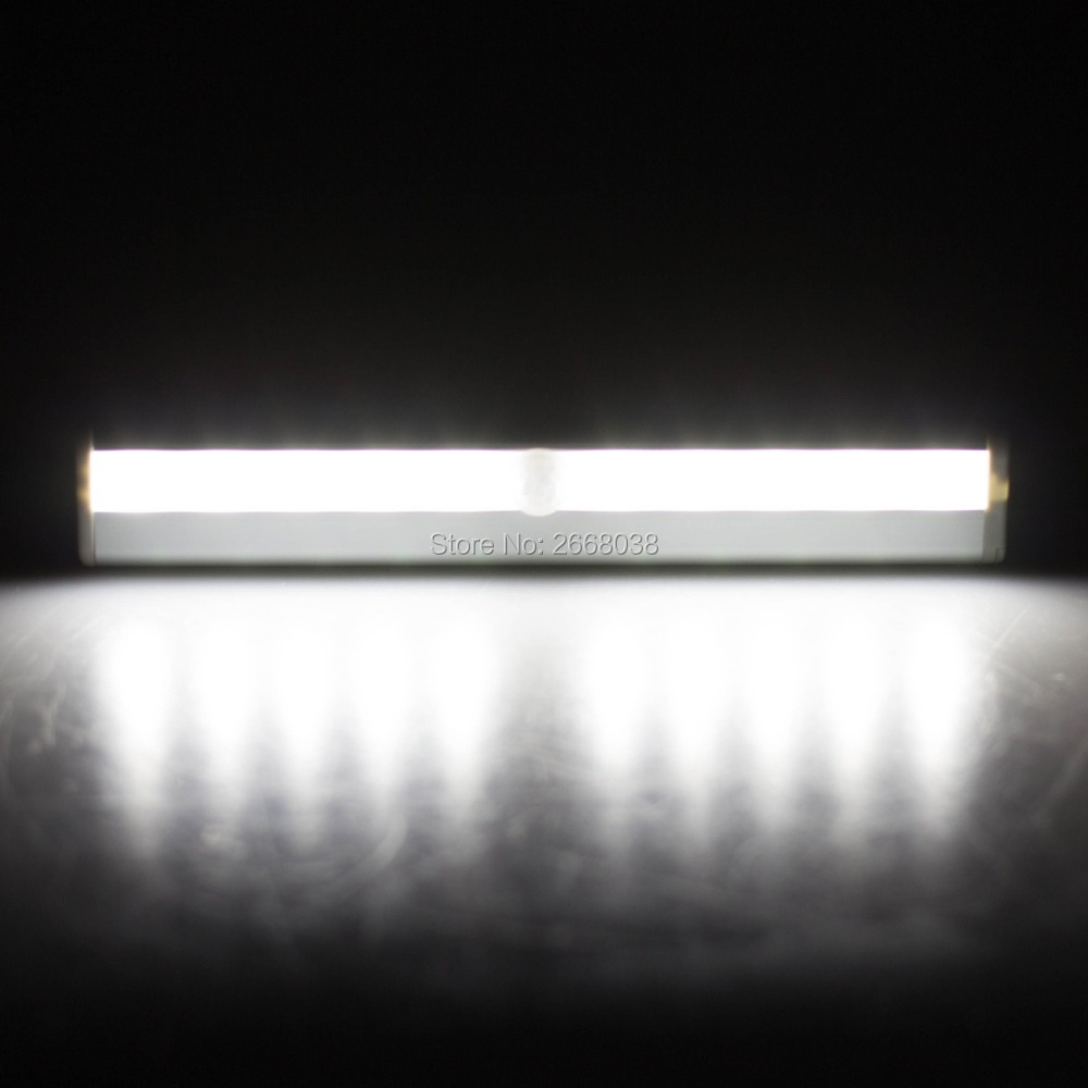online get cheap cool bedroom lights aliexpress com alibaba group wftcl motion sensor night light wall light cool white 10 led battery powered closet stairs bedroom