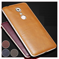 New Simple For ZTE Axon 7 back stick / Genuine Leather film after film for ZTE Axon 7 A2017 case