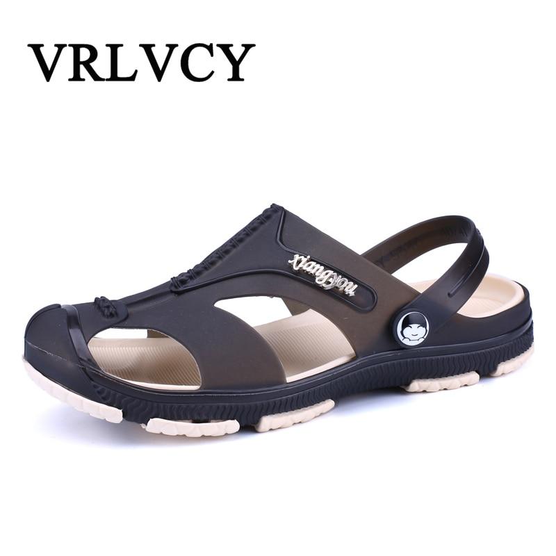 Im freien Beiläufigen sandalen Walking Strand Flip Flops flache Schuhe Für Männer Sommermode Hausschuhe Sapatos Hembre Sapatenis Masculino