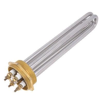 3U en forme de barre de 11mm Dia élément de chauffe-eau de chauffage électrique 380V 6000W