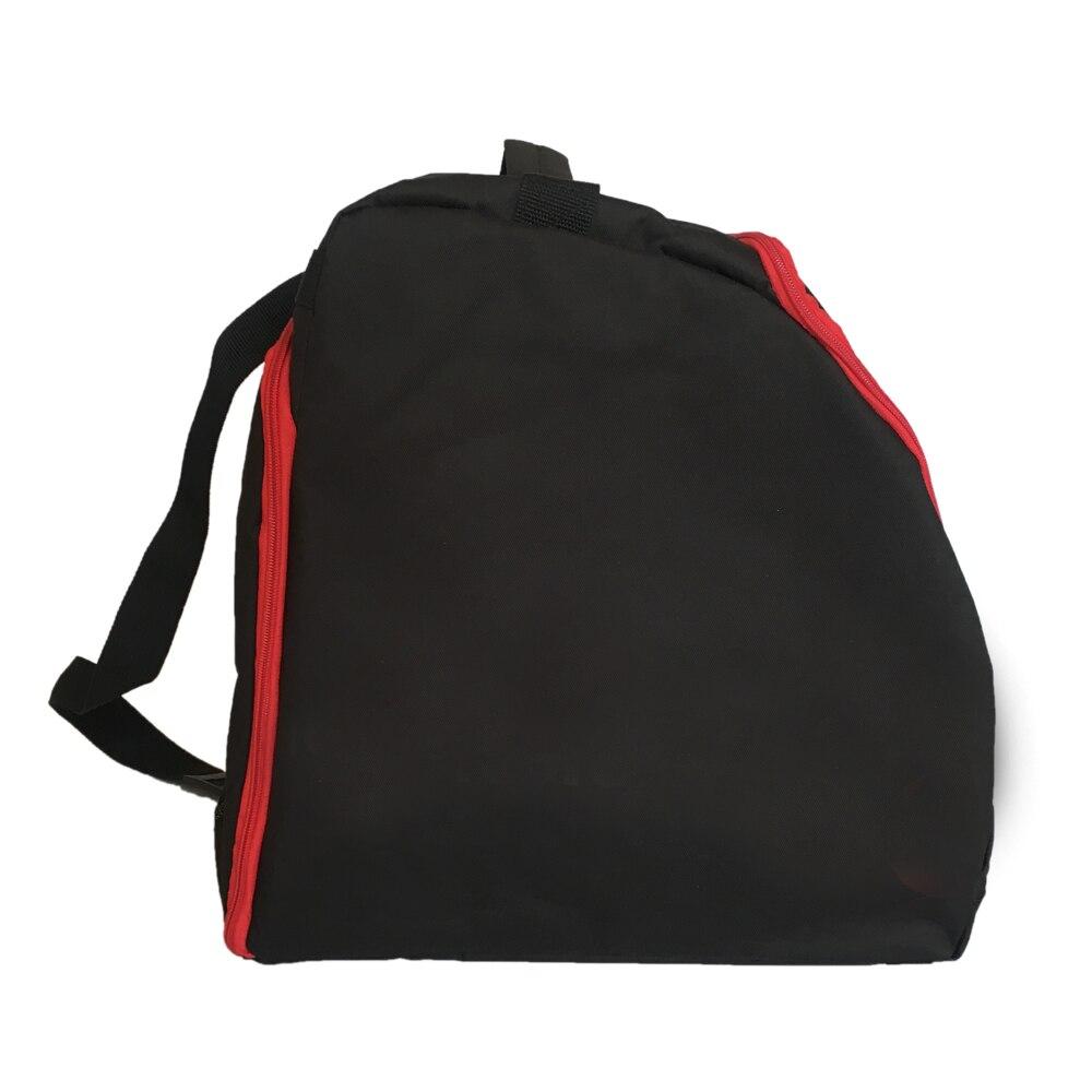 Épais professionnel glace Ski neige bottes sac casque grand Portable transporter Nylon étanche sac à bandoulière pour Ski ACC 38x38x23 cm