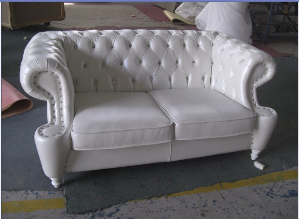 Chesterfield sof de cuero de alta calidad compra lotes for Sofas chesterfield baratos