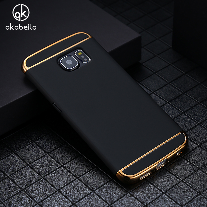 AKABEILA PC Phone Cases Cover For Samsung Galaxy S6 S6 edge Plus G920 G9208 G925 G925F G ...