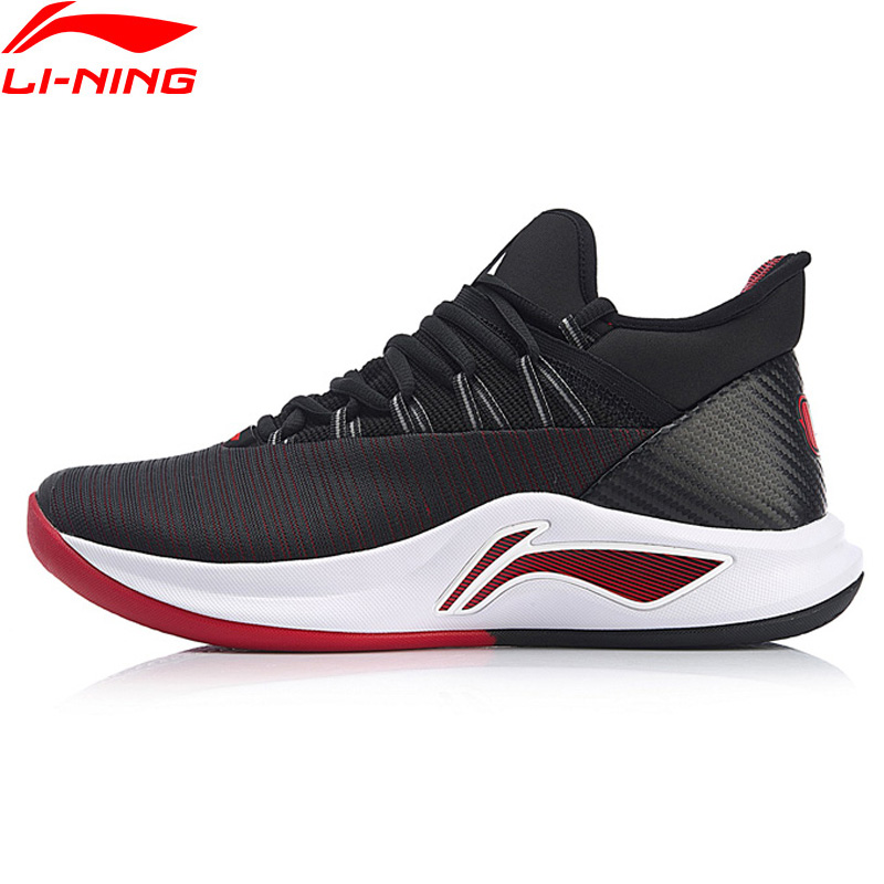 Li-Ning Men SPEED V Professional Basketball Shoes Wearable Cushion Bounce LiNing CLOUD Sport Shoes Sneakers ABAN051