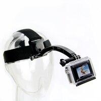 Комплект удлинительных аксессуаров SnowHu для шлема Go pro Hero 8 7 6 5 Xiaomi yi 4K sjcam, аксессуары для экшн-камеры GP78 5