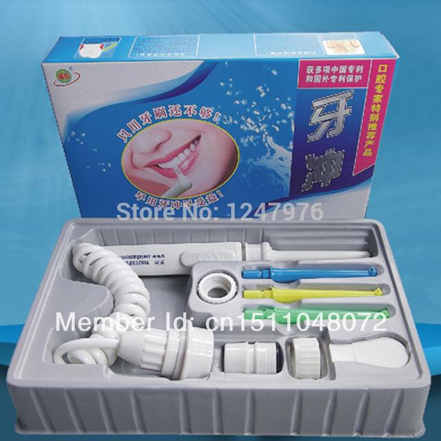 Nuevo hogar portable SPA irrigador oral/blanqueamiento dental/Dental Water Jet/irrigador dental envío gratis