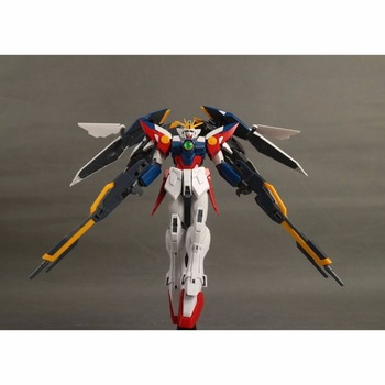 Anime Daban MG 1/100 Wing Gundam Zero EW Action Figure Endless Waltz XXXG-00W0 Puzzle assembled model 18cm Robot kids Puzzle toy