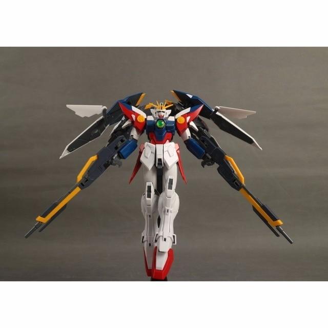 Anime Daban MG 1/100 Wing Gundam Zero EW Action Figure Endless Waltz XXXG-00W0 Puzzle assembled model 18cm Robot kids Puzzle toy