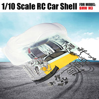 1/10 Scale Clear RC Car Body Shell 190mm Modification For BMW For M3 Model