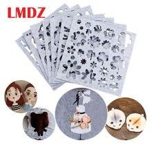 Lmdz набор из 7/5 штук шерстяная форма для валения войлочная