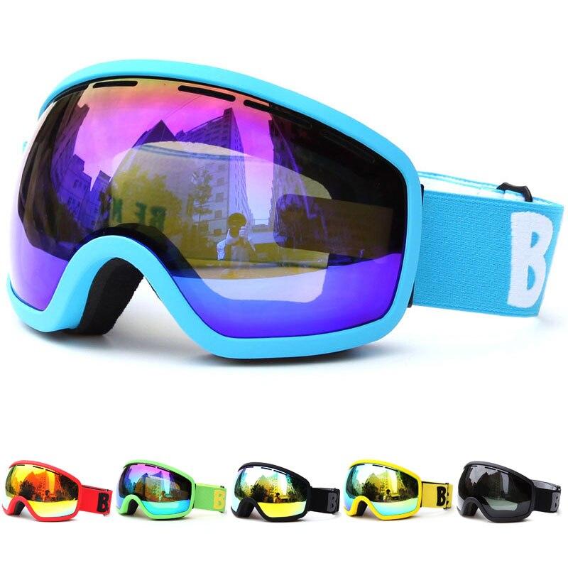 Anti-Fog-Skibrille UV-Schutz Doppel-Skibrille Skibrille Snowboard - Sportbekleidung und Accessoires