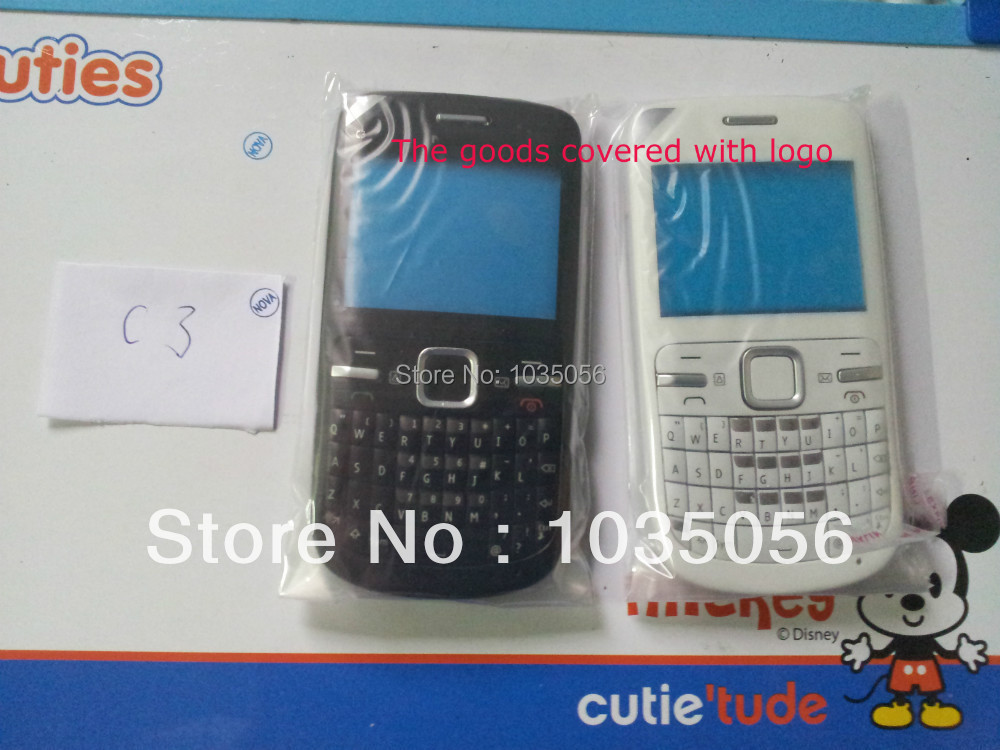 Online Buy Wholesale nokia c3 housing from China nokia c3