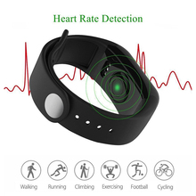 Smart Watch Women F1 Blood Oxygen Blood Pressure Band Fitness Sport Bracelet Heart Rate Monitor Call/SMS Reminder for Android