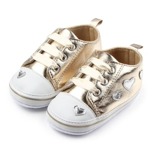 Summer Baby Shoes Toddlers Infant Baby Girls First Walkers Flower PU Leather Shoes