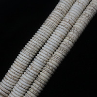Mini Order Is 7 3x14 16 18mm White Turquoise Rondelle Abacus Beads 15