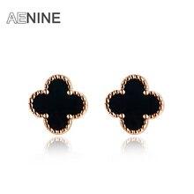 European Style New Arrival Genuine Austrian Crystal Flower Stud Earring For Women Trendy Earrings Christmas/Birthday E150240130R