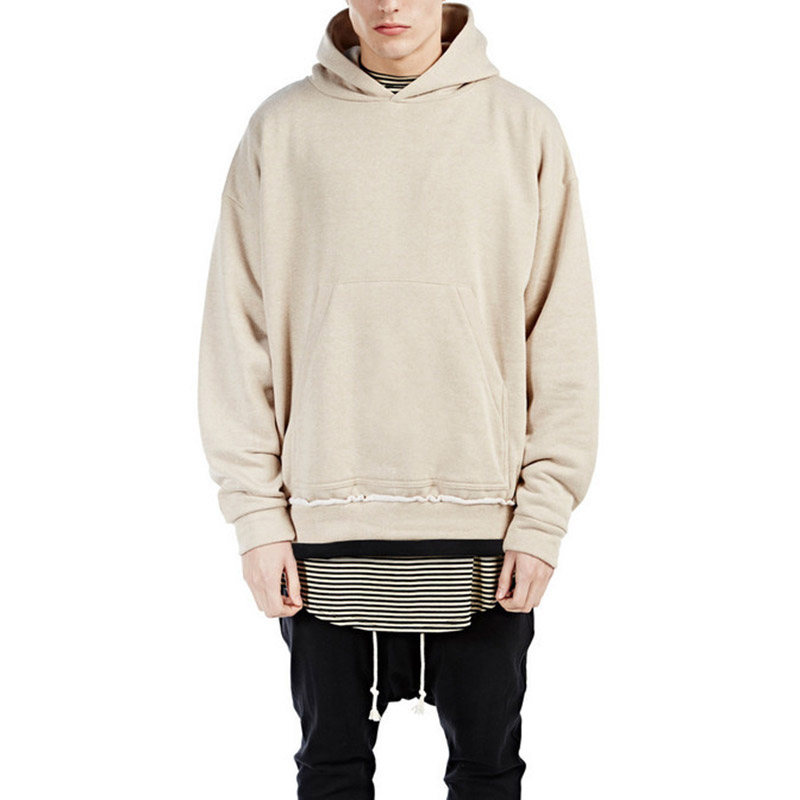 england style high street beige oversized loose fit hoodie urban pullover with hoody hooded in. Black Bedroom Furniture Sets. Home Design Ideas