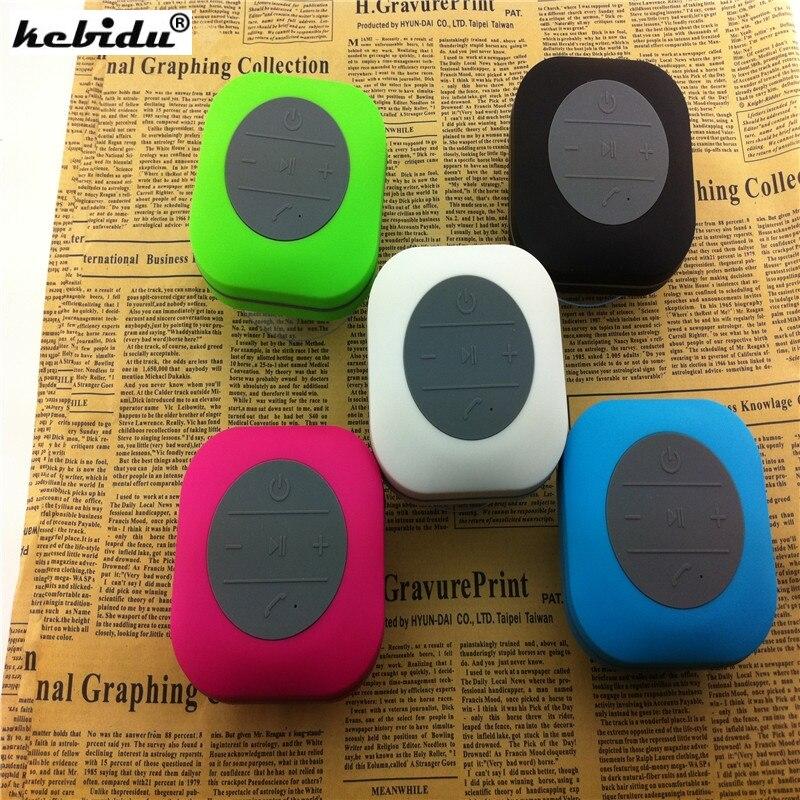 Kebidu2018 Subwoofer Głośnik Bluetooth Prysznic Bezprzewodowy